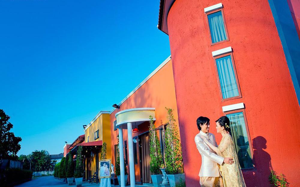 สถานที่จัดงานแต่งงาน-นนทบุรี